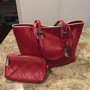Longchamp Medium Lm Cuir Tote
